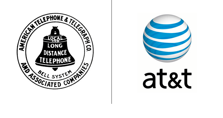 15. AT&T: first and last