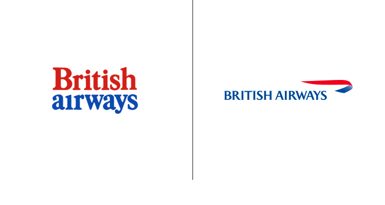 4. British Airways: first and last